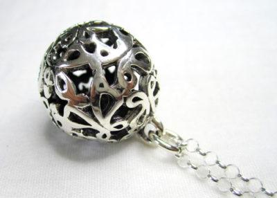 sølv smykke