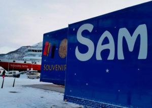 Sami Shop vogntog